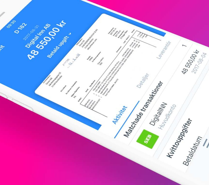 Dooer iPhone app for iOS 11