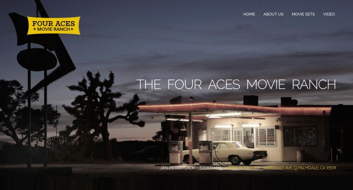 Four Aces Movie Ranch